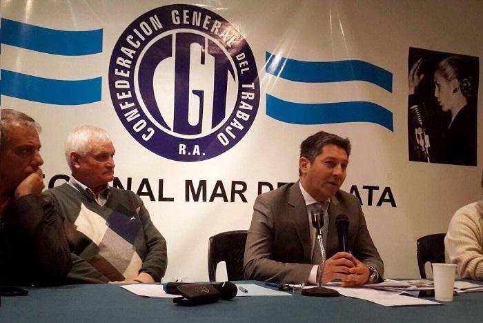 Pablo Farías expuso sus políticas de seguridad, empleo y salud