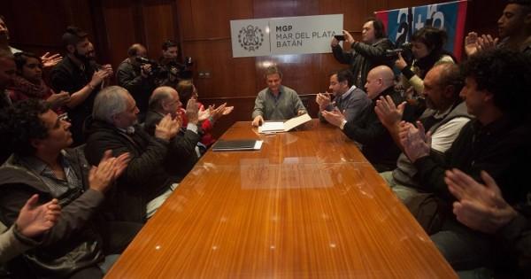 """Consejo de Teatro Independiente: """"Es un momento histórico"""""""