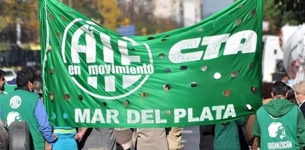 Trabajadores estatales preparan una nueva jornada de protesta