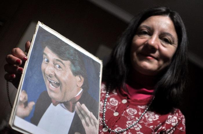 """Dos años sin Norbert Degoas: """"Una parte de mí se murió con él"""""""