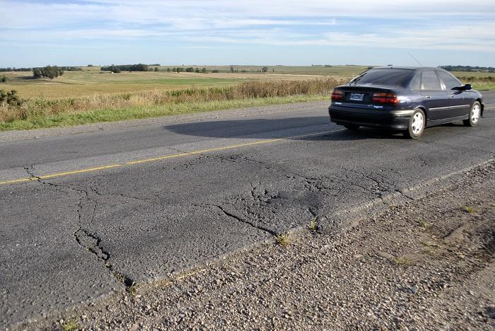 Ruta 88: empezaron tareas para cumplir las cautelares