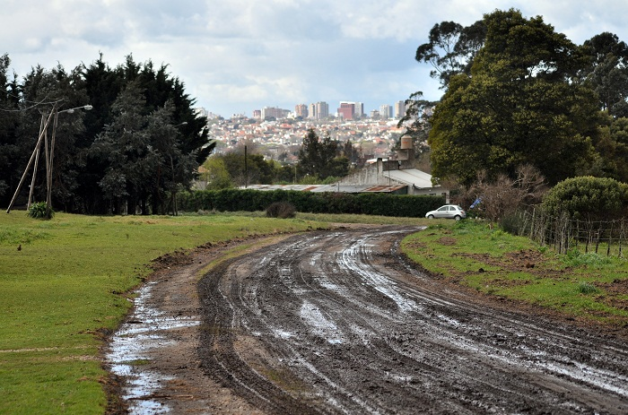 """Barrio Santa Celina: """"Estamos hartos de la inoperancia"""""""