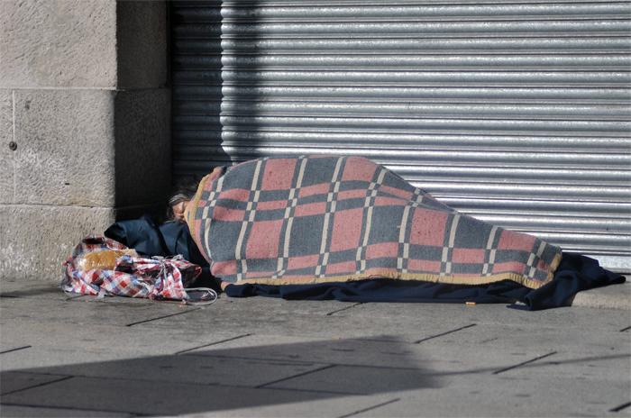 Situación de calle: un desayuno solidario por el Día del Amigo