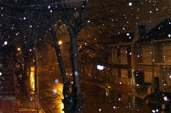 Nieve y frío en Mar del Plata: ¿cómo sigue el tiempo?