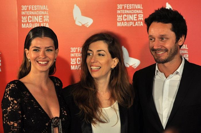 Festival de Cine: expectativa en la alfombra roja