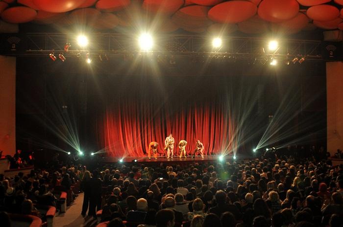 Noche de los Teatros: cinco días, 29 mil entradas, 120 espectáculos