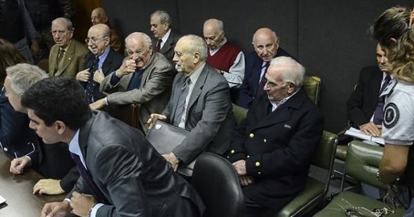 Base Naval: amplían la acusación de once imputados
