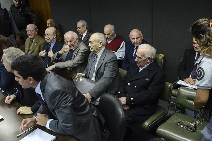 Base Naval: se negaron a declarar los militares acusados