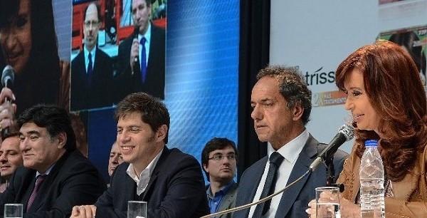 Cristina anunció inversión de una empresa radicada en la ciudad