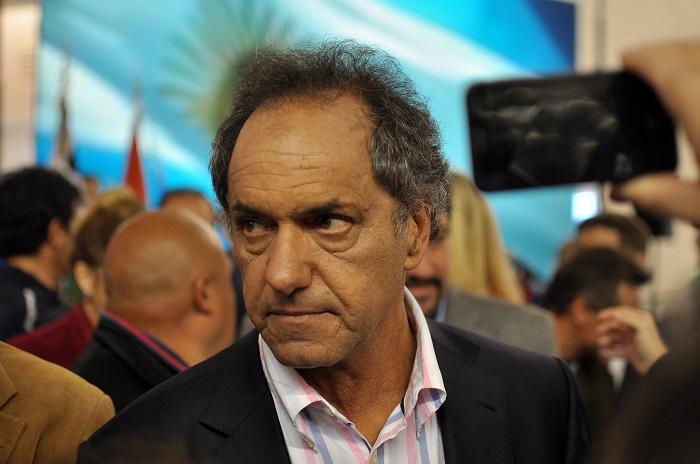 Scioli cierra el jueves su campaña en el Museo MAR
