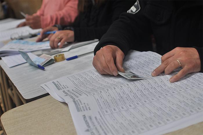 Elecciones 2017: chequeá si estás afiliado a algún partido político