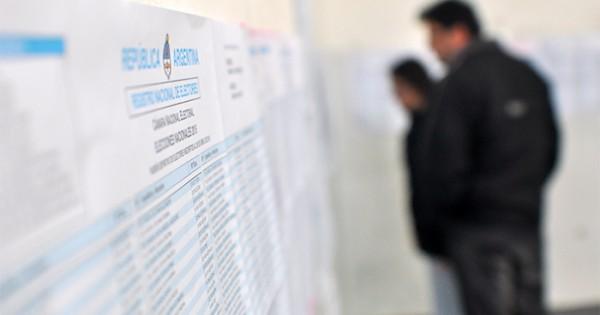 Elecciones 2017: ya se puede consultar el padrón