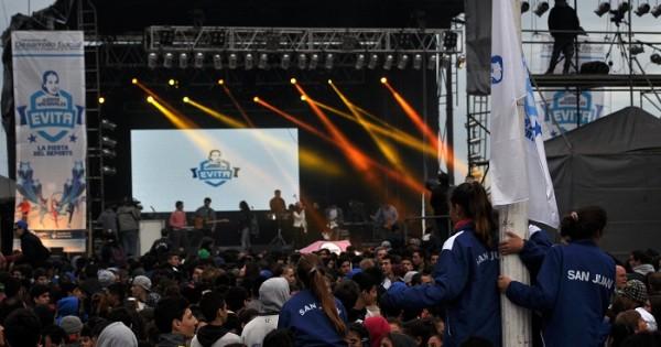 La delegación misionera partió rumbo a Mar del Plata — Juegos Evita