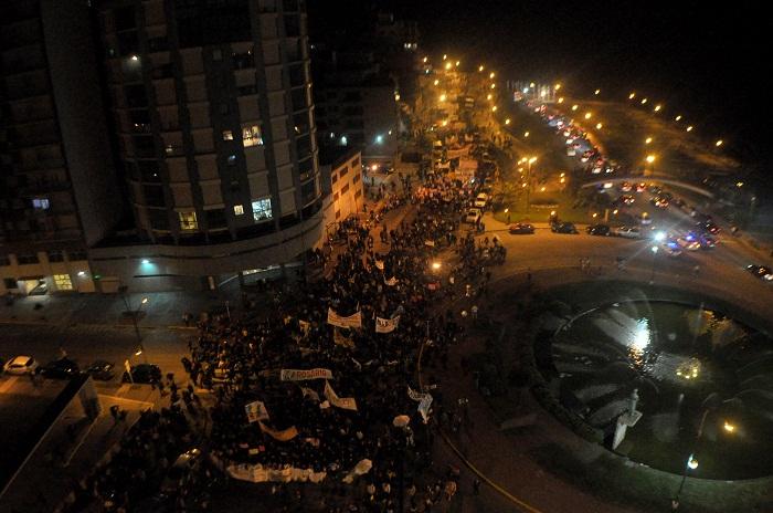 Encuentro de Mujeres: una multitud marchó por Mar del Plata