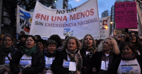 Violencia de género: presentaron el pedido de declaración de emergencia