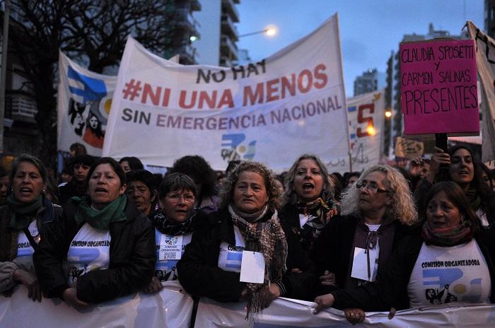 Femicidios: la semana que el #NiUnaMenos no se cumplió