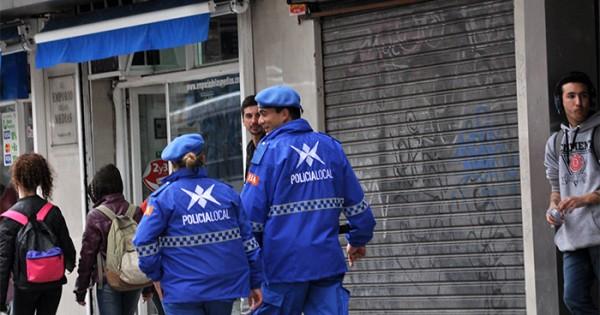 """Desafectaron a 19 efectivos de la Policía Local por """"estrés"""""""