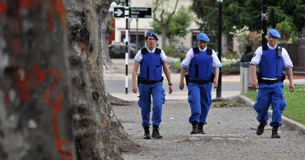 """Policía local: la mitad de las actuaciones se da por """"actitud sospechosa"""""""