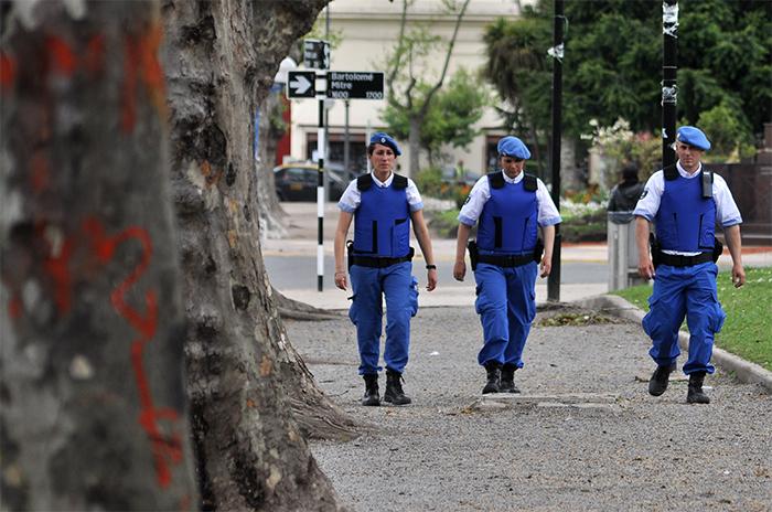 Tercera etapa: la Policía local incorporará 400 nuevos efectivos