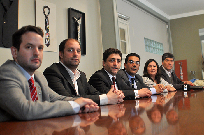 Una comisión de seguimiento para la Ciudad Judicial