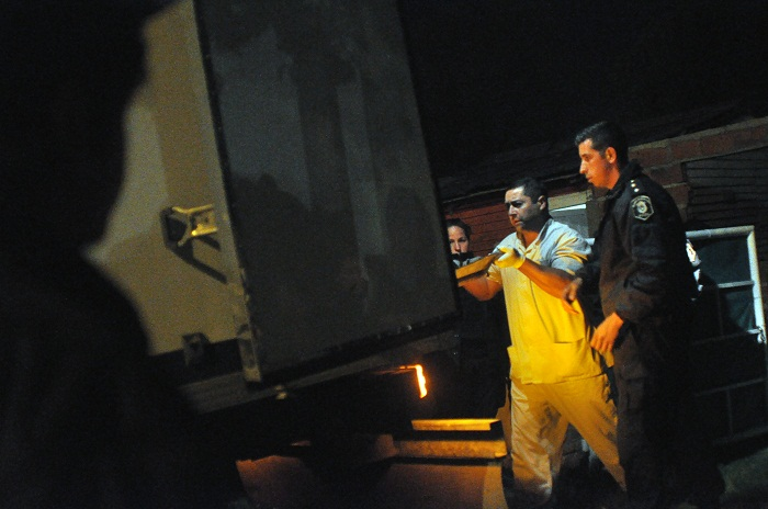 APUÑALADA BARRIO BELGRANO POLICIAL FEMICIDIO (2)