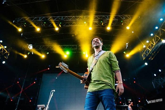 Aristimuño vuelve con su música a Mar del Plata