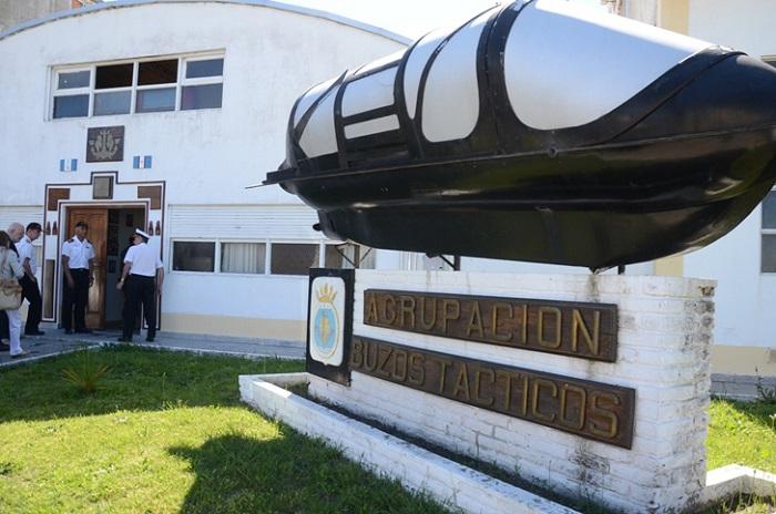 Base Naval: tres sobrevivientes volvieron 39 años después