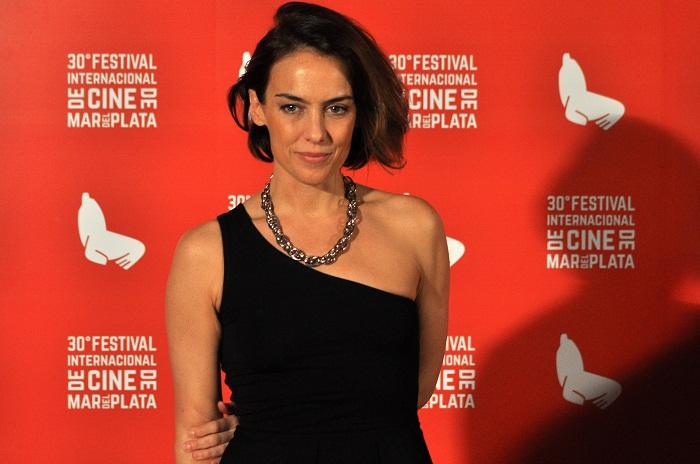 Ligada al cine: actriz, guionista, directora y jurado