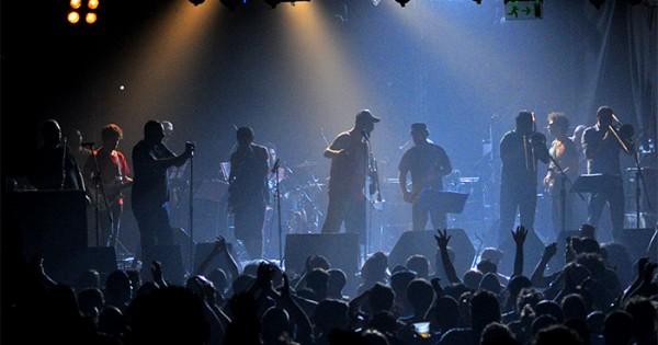 The Big Band Ska