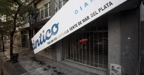 Diario El Atlántico: piden que el archivo permanezca en la ciudad