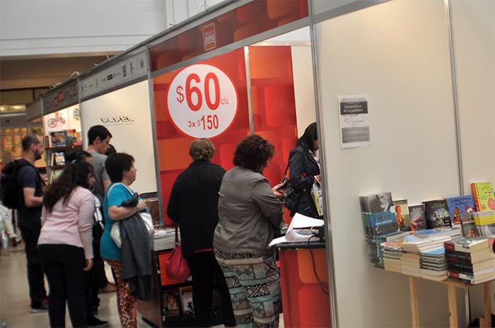 """Feria del Libro: sólo """"cumplió"""" con las expectativas"""