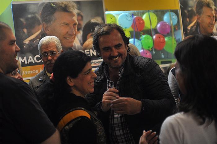 FESTEJOS CAMBIEMOS MACRI ARROYO (8) elecciones GIRI
