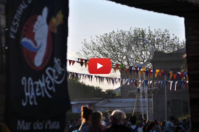 Festival Hazmereir: más de 10 mil personas a puro circo