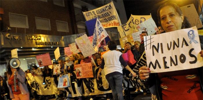 #NiUnaMenos: el 25 de noviembre, una nueva marcha