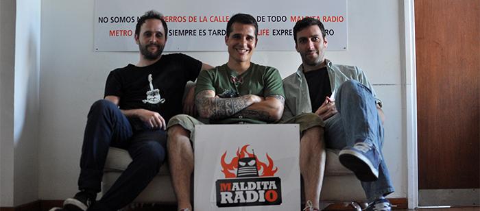 Maldita Radio: un código de humor como puente con el oyente