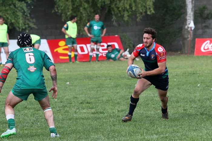 Rugby: Mar del Plata sigue a paso firme