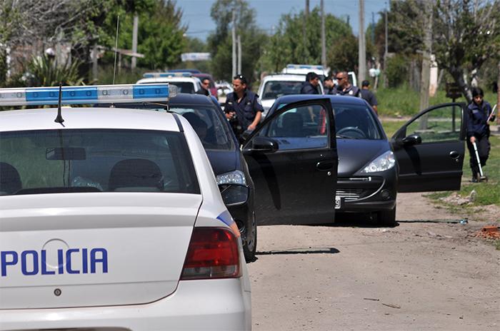Detuvieron al hermano del joven que atropelló a un policía