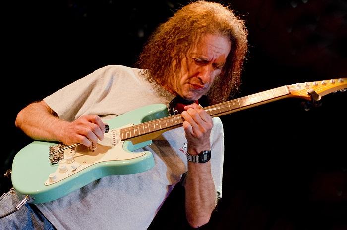 """El guitarrista Scott Henderson presenta """"Vive Station"""" en la ciudad"""