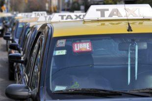 Taxis: comenzó a regir el primer aumento de la tarifa en Mar del Plata
