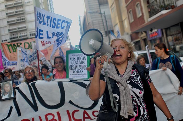 """""""Exigimos un espacio en el debate de la emergencia"""""""