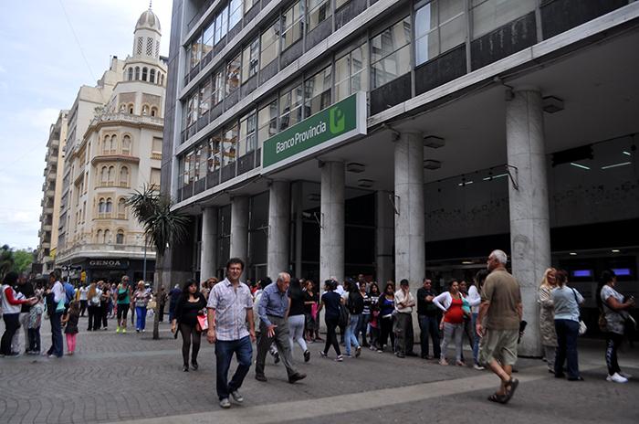 "Banco Provincia, de paro: ""La llegada de Allen viola la carrera bancaria"""
