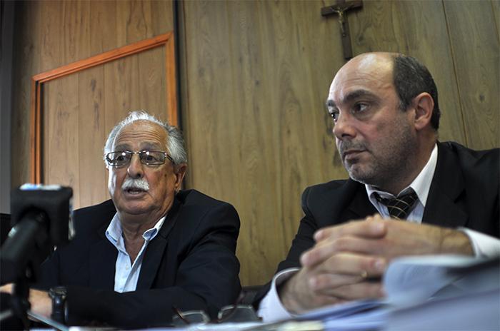 El gobierno aún no presentó denuncias contra Pulti