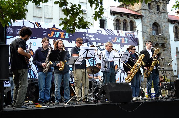 Jornada de cierre del V Festival Mar del Plata Jazz