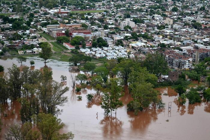 Inundaciones: en Mar del Plata también se puede ayudar