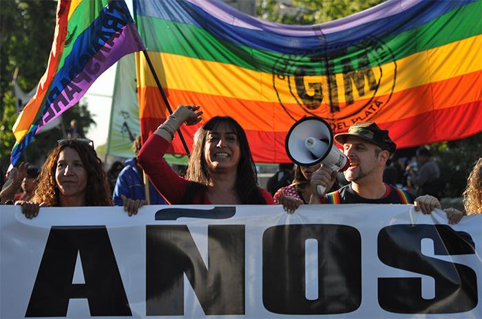 LGBT: el orgullo de ser y luchar para conquistar derechos