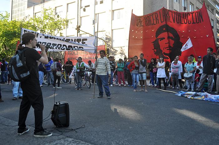 """A 14 años del """"Argentinazo"""", una marcha contra el ajuste"""