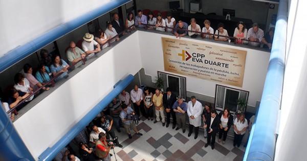 Eva Duarte: descartan privatizarlo y PAMI ratifica la gestión