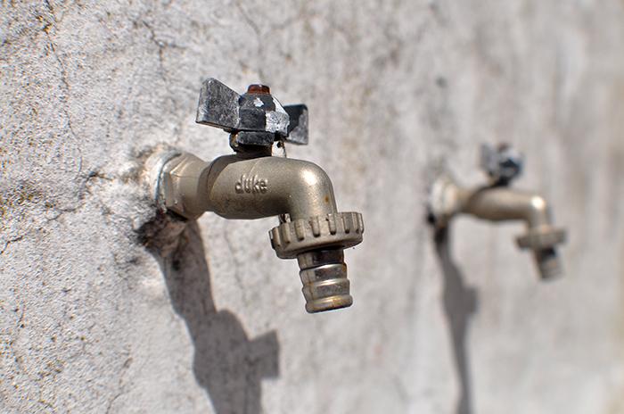 Calor y falta de agua: más de 800 familias afectadas