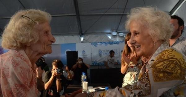Falleció la Abuela de Plaza de Mayo Nelly Wuiovich de Tauro