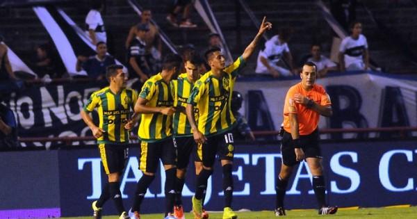 Aldosivi y tres goles que entusiasman